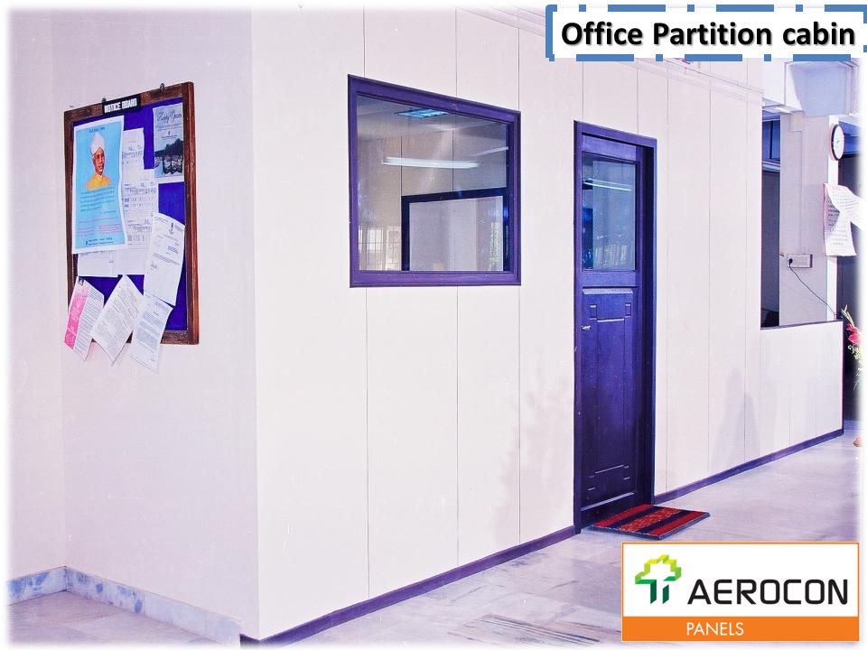 Office Partition cabin