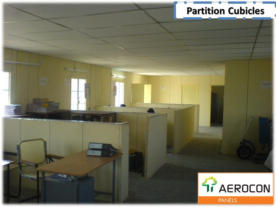 Partition Cubicles
