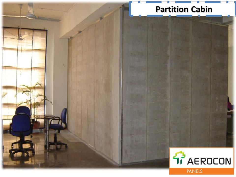 Partition Cabin