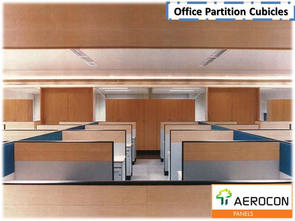 Office Partition Cubicles
