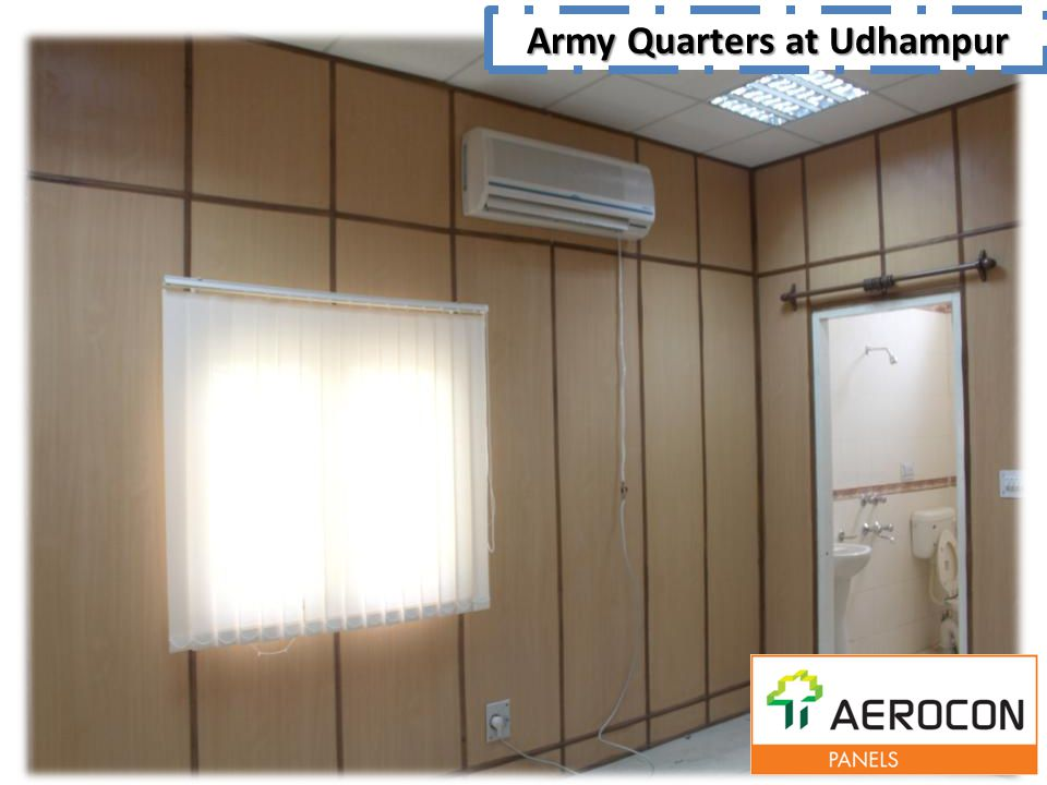 Army Quarters at Udhampur