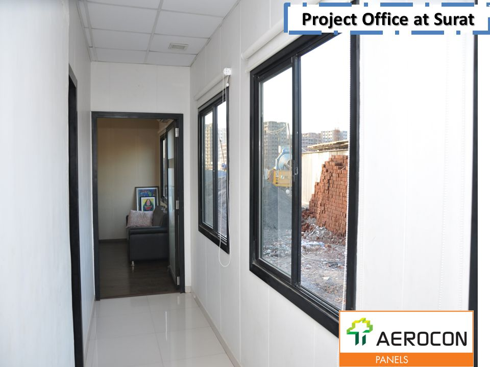 Project Office at Surat