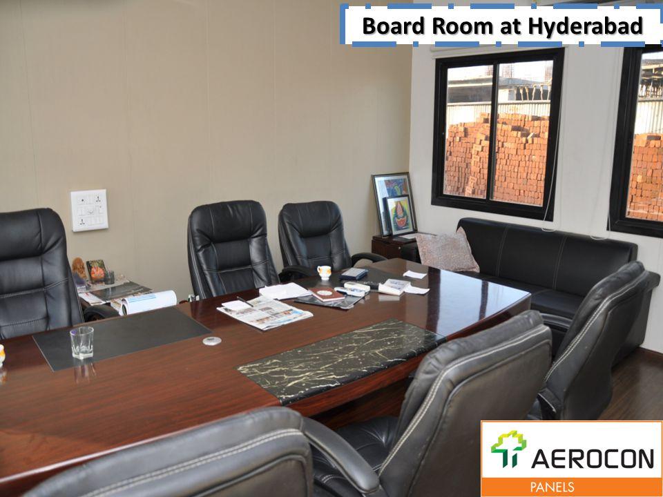 Board Room at Hyderabad