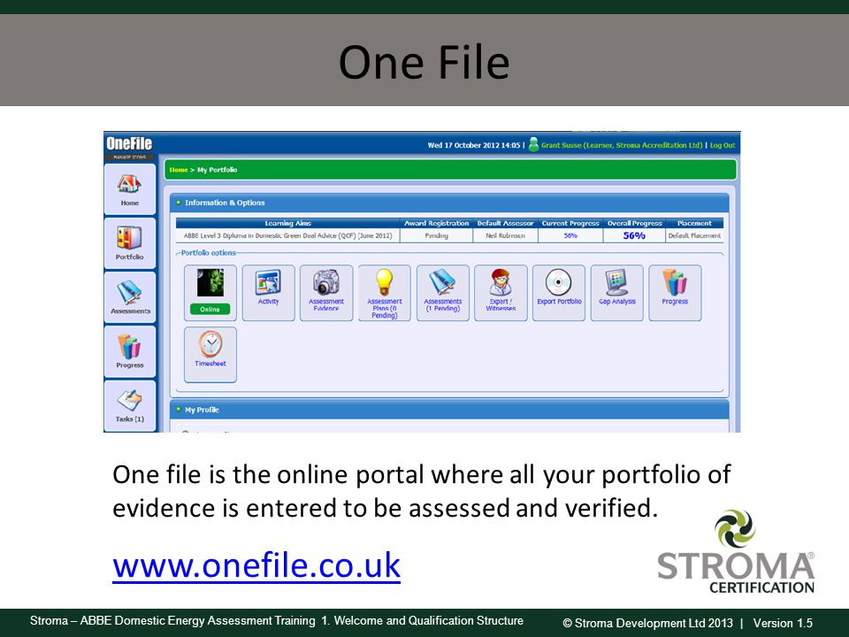 One File www.onefile.co.uk