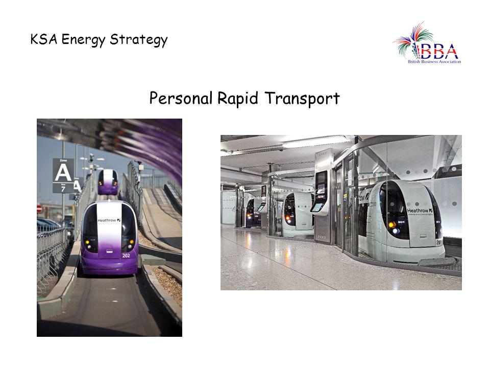 Personal Rapid Transport