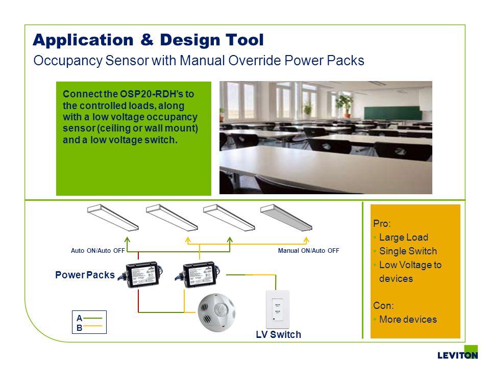 Application & Design Tool