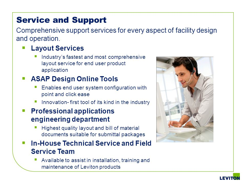 MULTI - TECH Service and Support