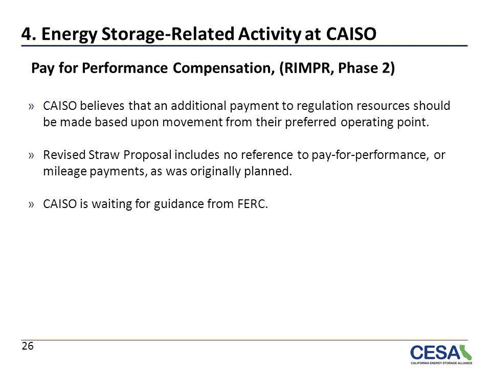 4. Energy Storage-Related Activity at CAISO