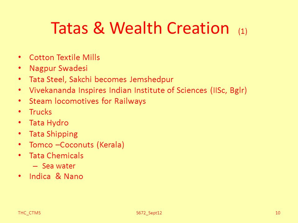 Tatas & Wealth Creation (1)