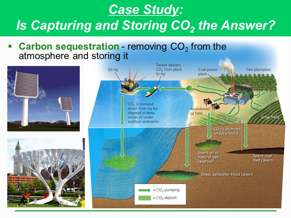 Case Study: Is Capturing and Storing CO2 the Answer