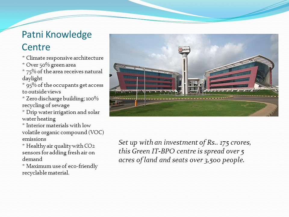 Patni Knowledge Centre