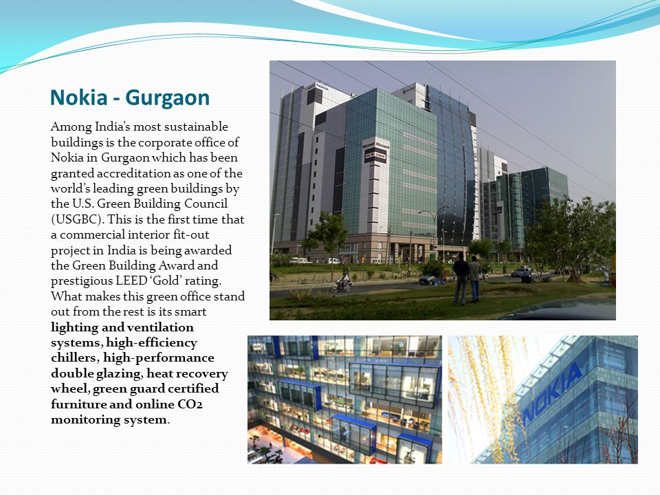 Nokia - Gurgaon
