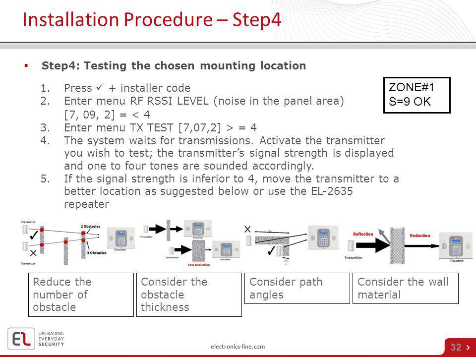 Installation Procedure – Step4
