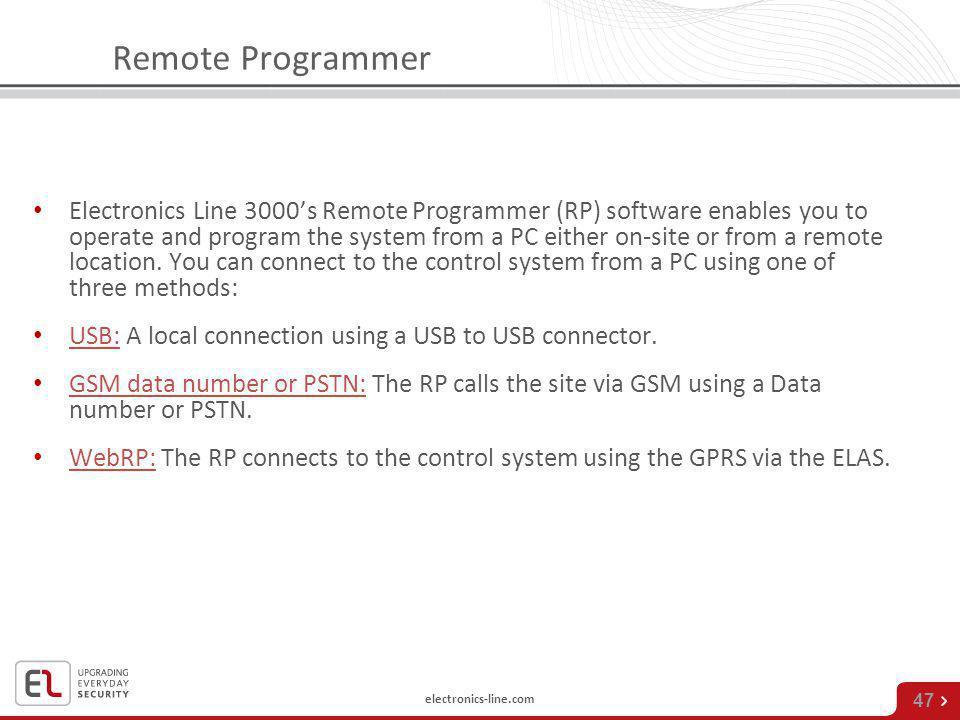 Remote Programmer