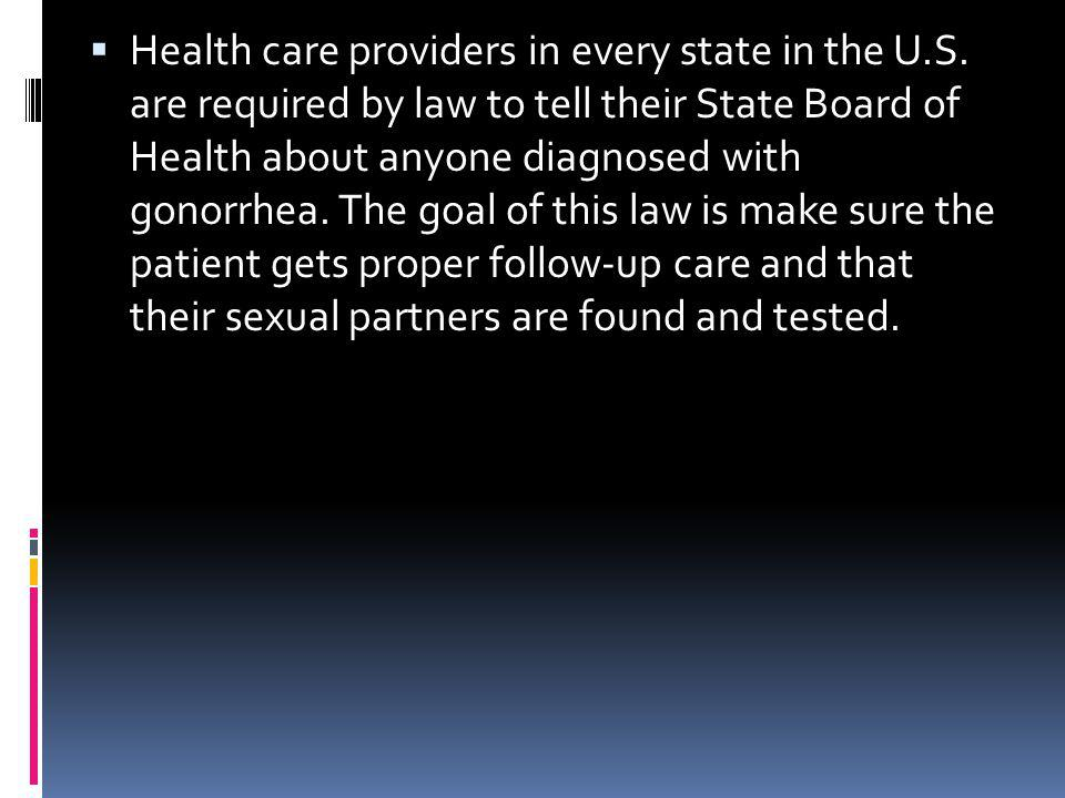 Health care providers in every state in the U. S