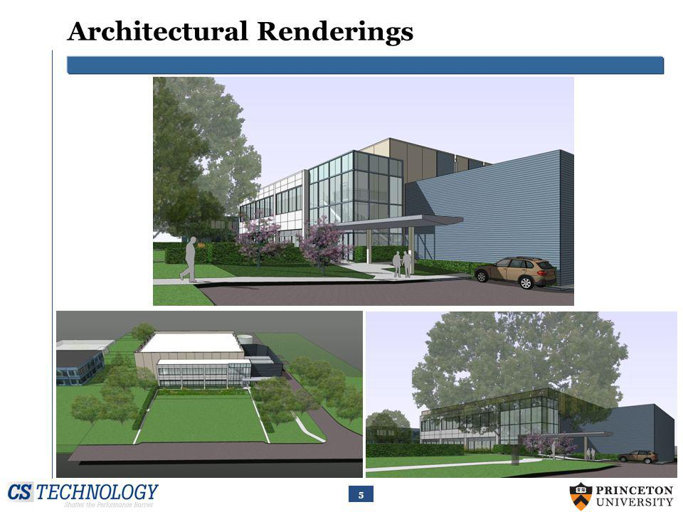 Architectural Schematic Floor Plans