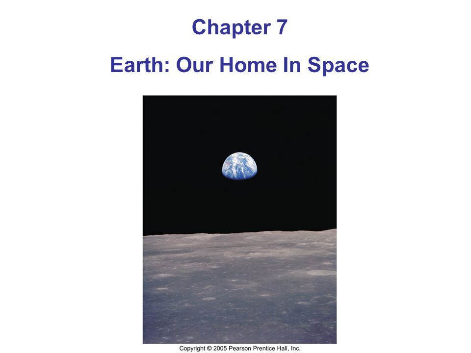 Earth: Our Home In Space