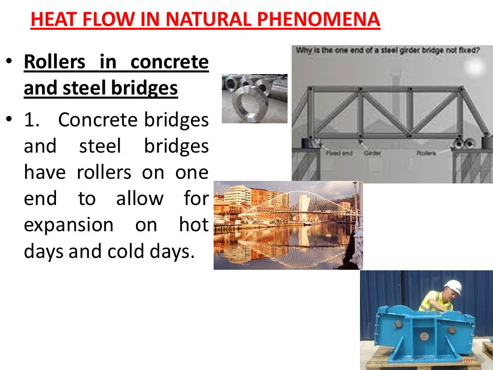 HEAT FLOW IN NATURAL PHENOMENA
