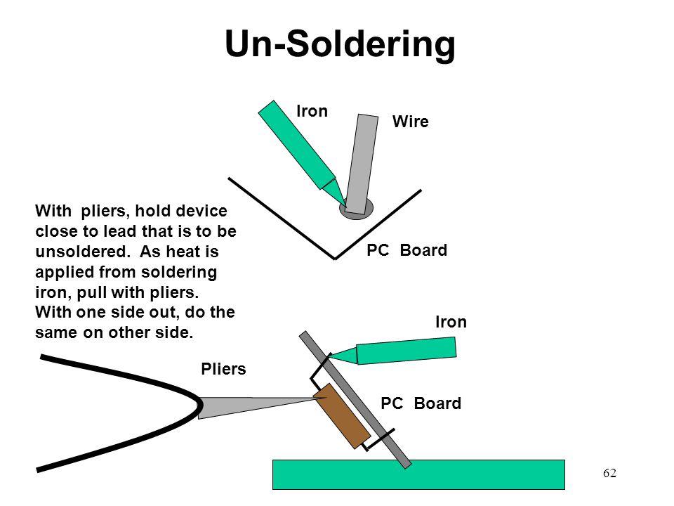 Un-Soldering Iron Wire