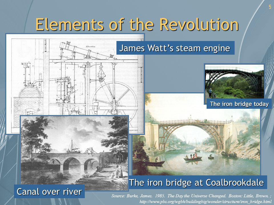 Elements of the Revolution