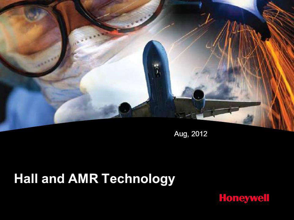 Hall and AMR Technology