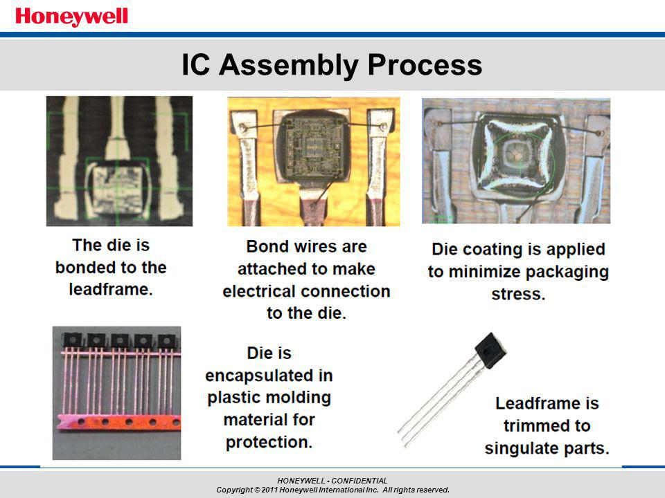 IC Assembly Process