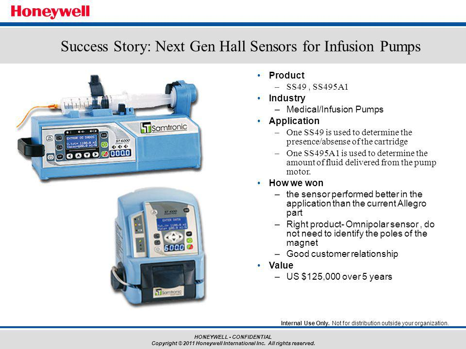Success Story: Next Gen Hall Sensors for Infusion Pumps