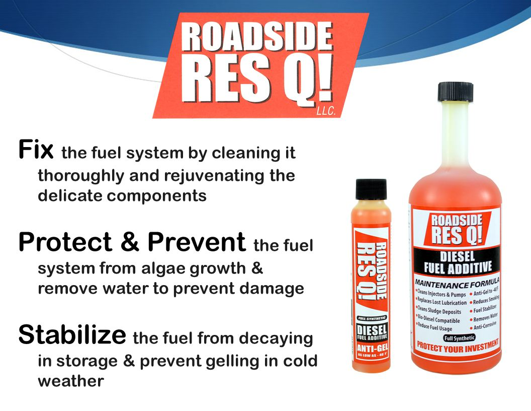 Fix the fuel system by cleaning it thoroughly and rejuvenating the delicate components