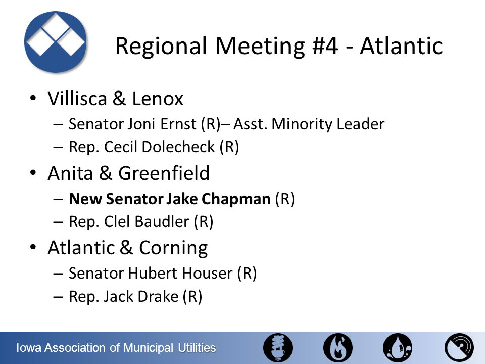 Regional Meeting #4 - Atlantic