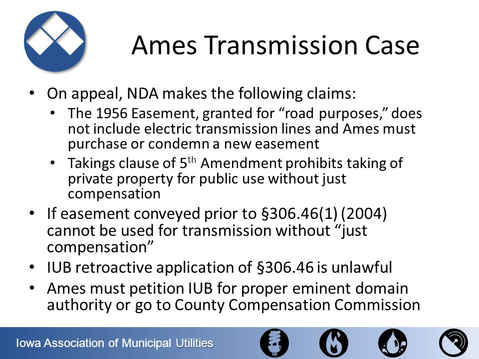 Ames Transmission Case