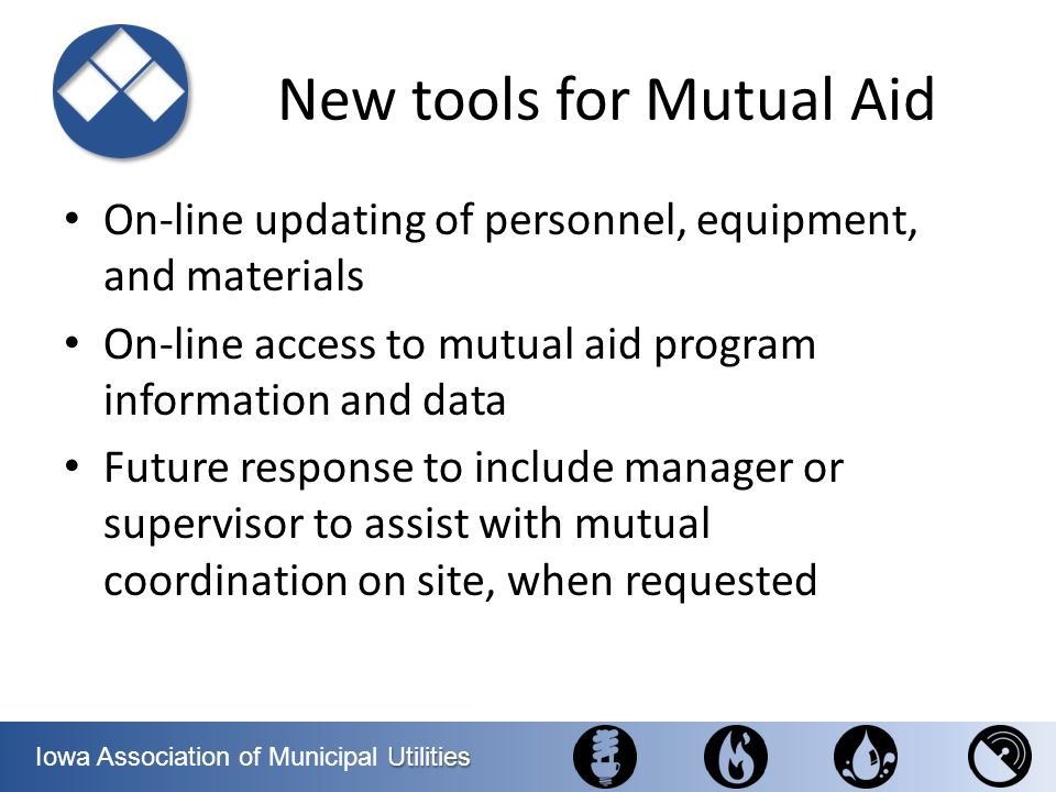 New tools for Mutual Aid