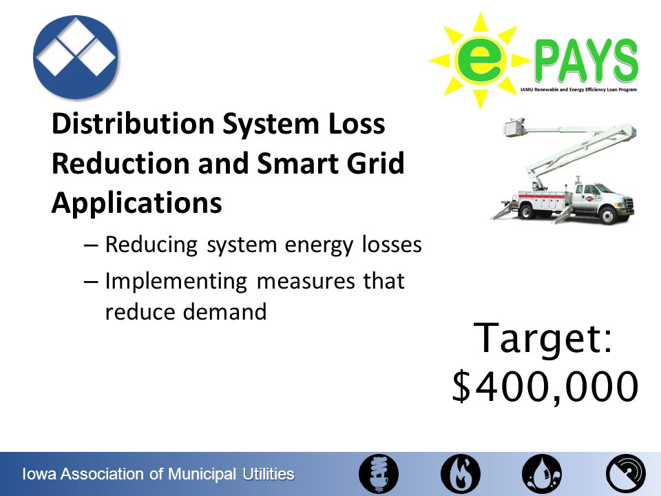 Distribution System Loss Reduction and Smart Grid Applications