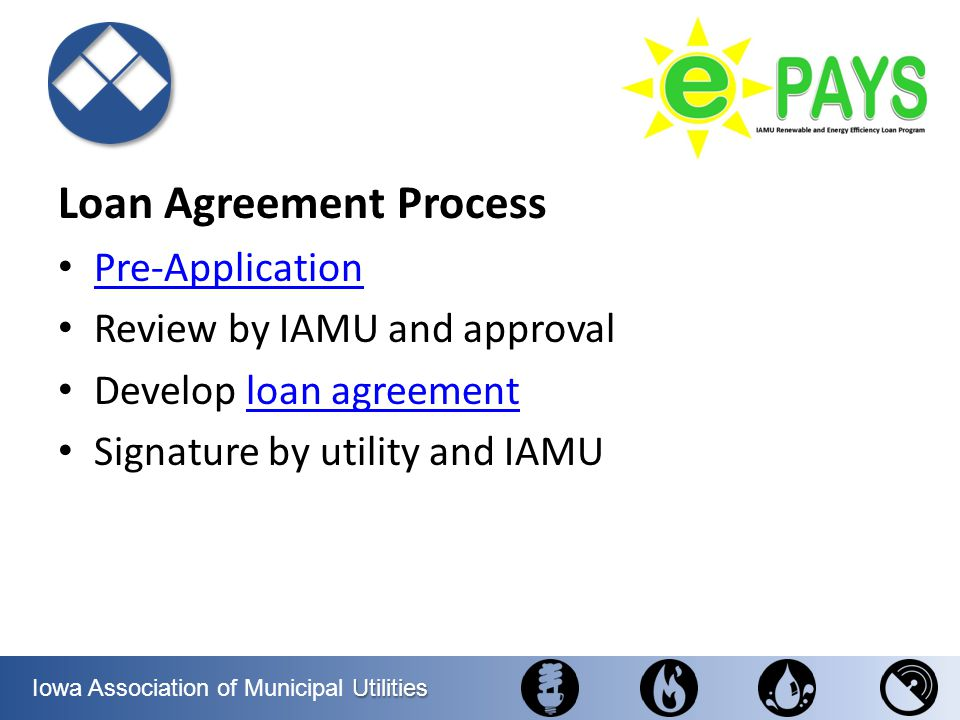 Loan Agreement Process