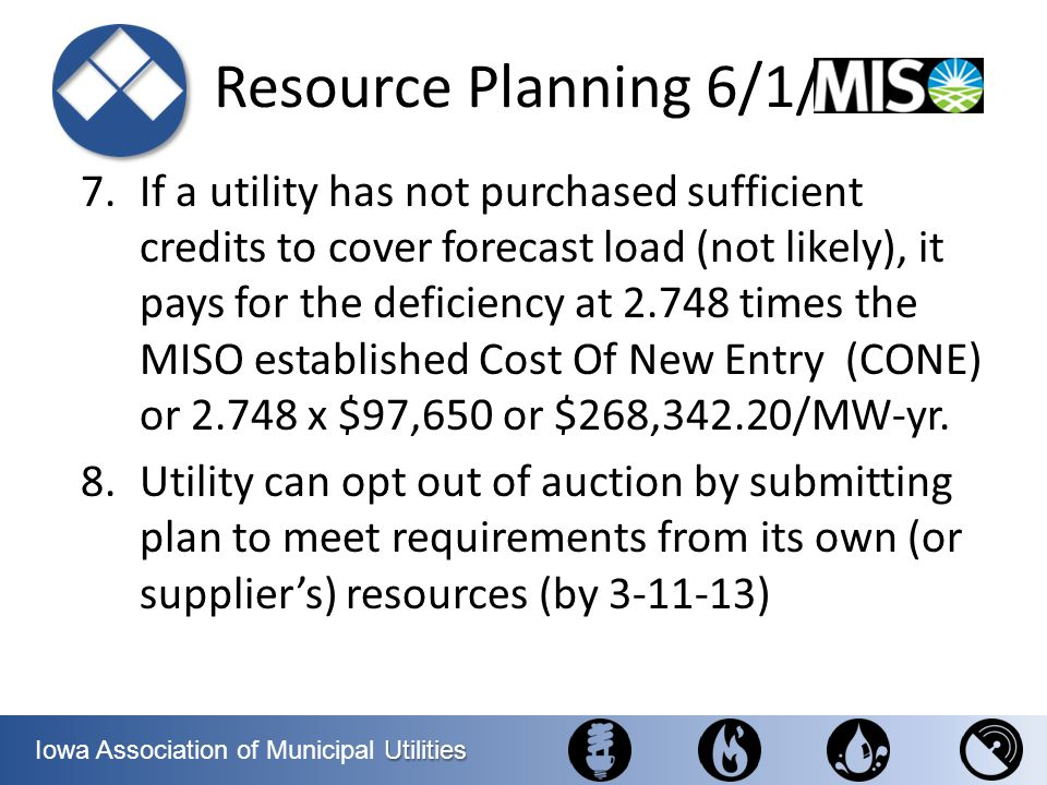 Resource Planning 6/1/13