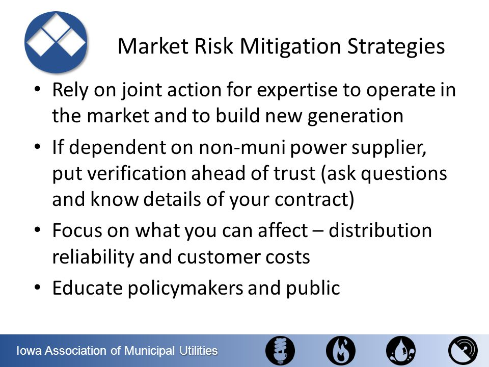 Market Risk Mitigation Strategies