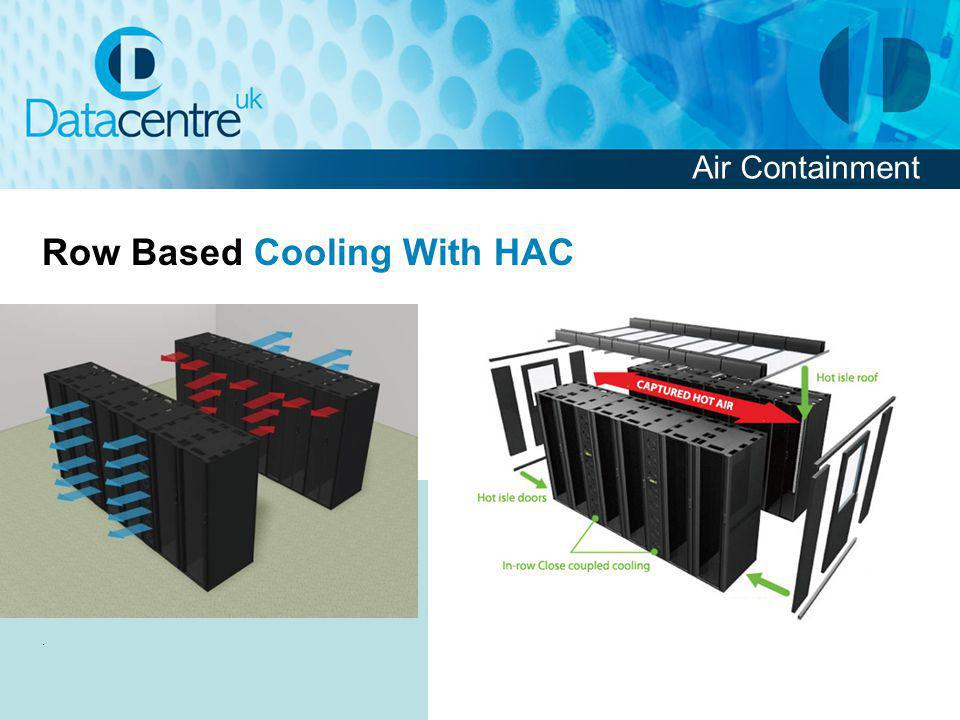 Row Based Cooling With HAC