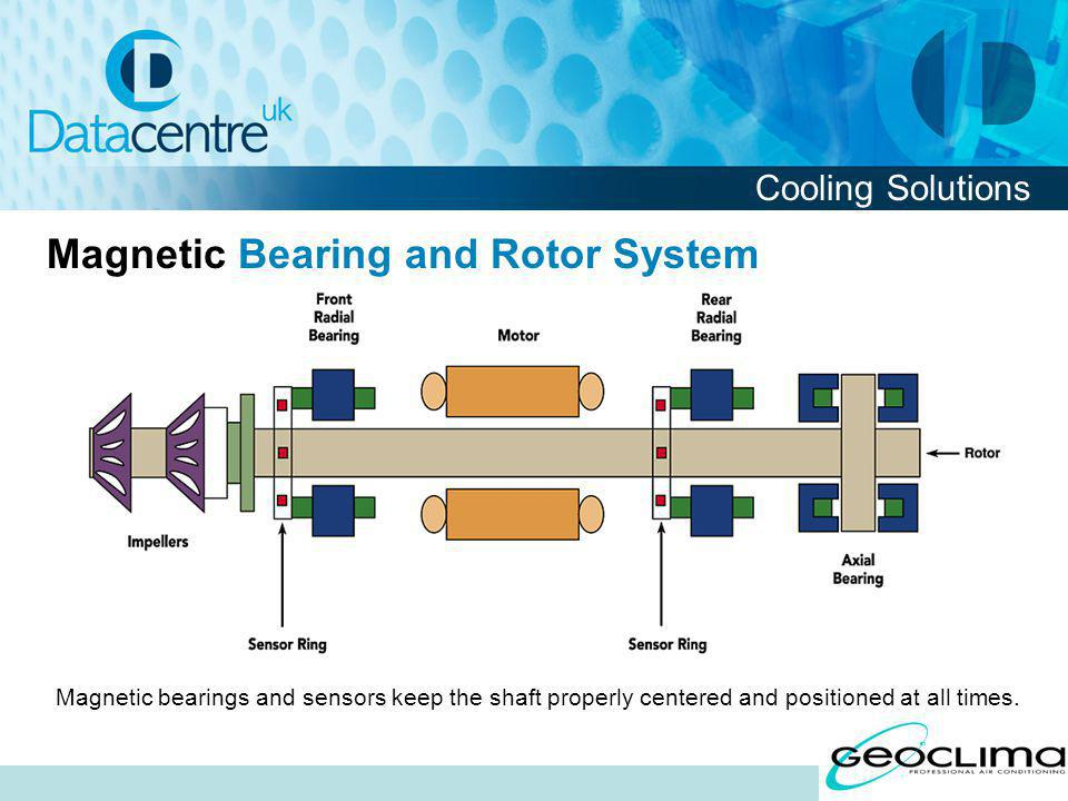 Magnetic Bearing and Rotor System