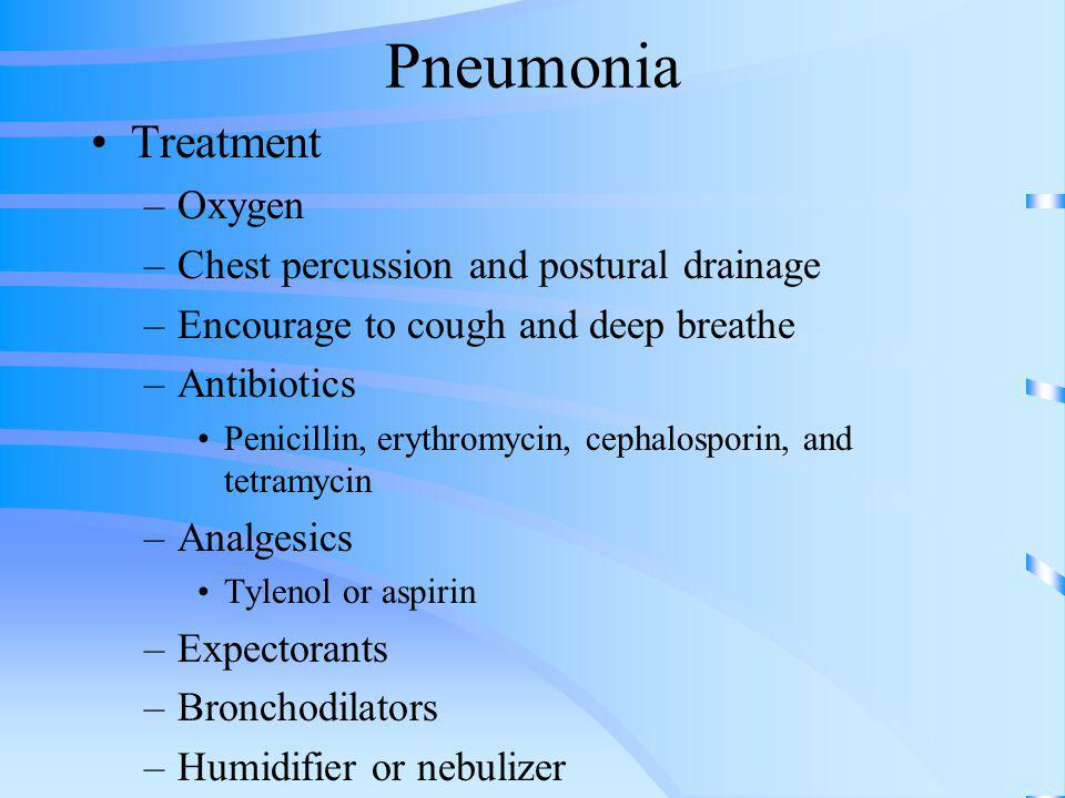 pneumonia causes and treatments Pneumonia is a lower respiratory lung infection that causes inflammation in one or both lungs air sacs in your lungs called alveoli can then fill up with fluid or pus, causing flu-like symptoms.