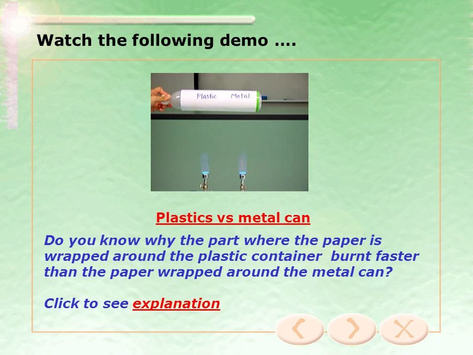 Watch the following demo ….