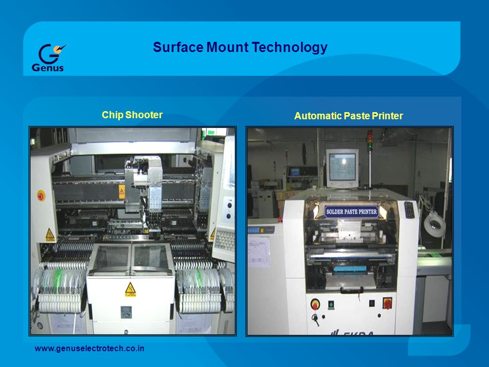 Surface Mount Technology Automatic Paste Printer