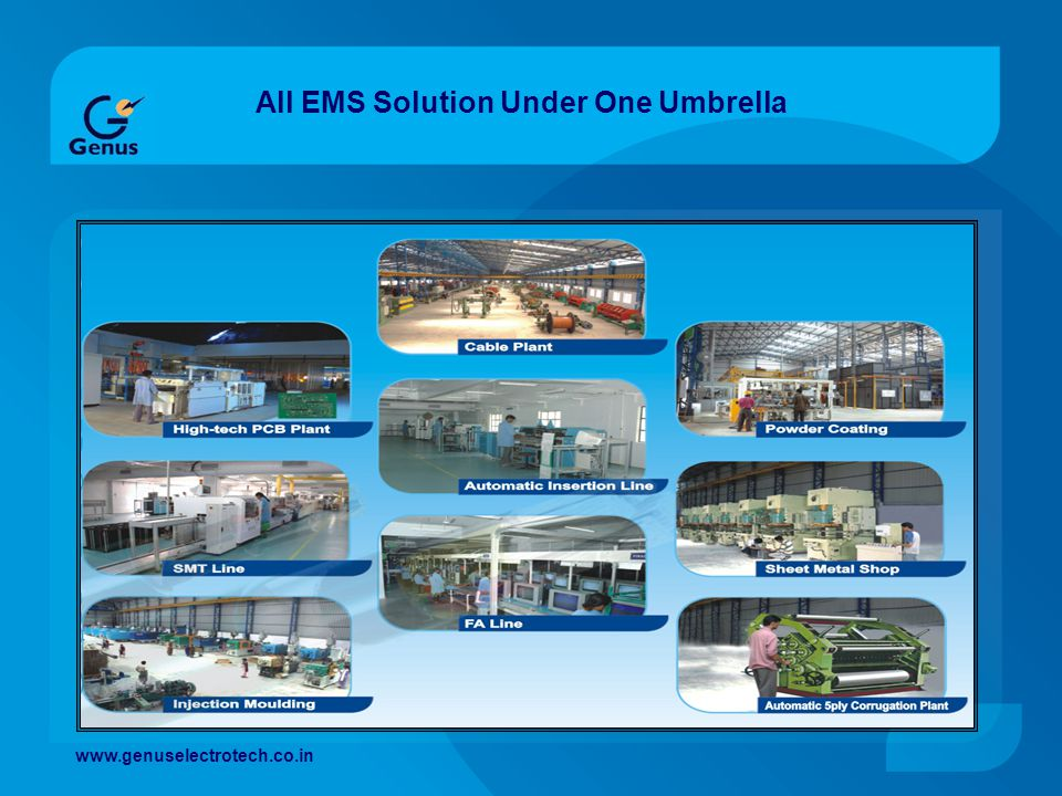 All EMS Solution Under One Umbrella