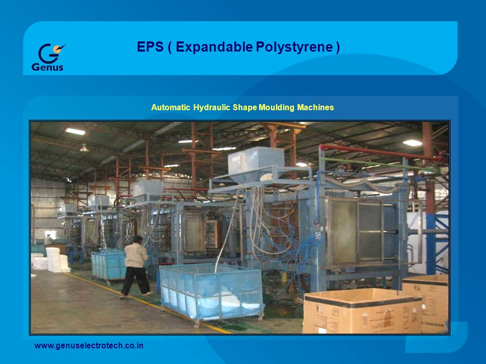 EPS ( Expandable Polystyrene )