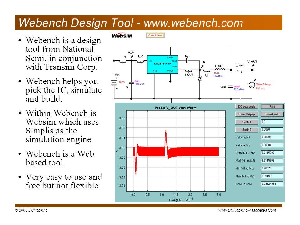 Webench Design Tool - www.webench.com