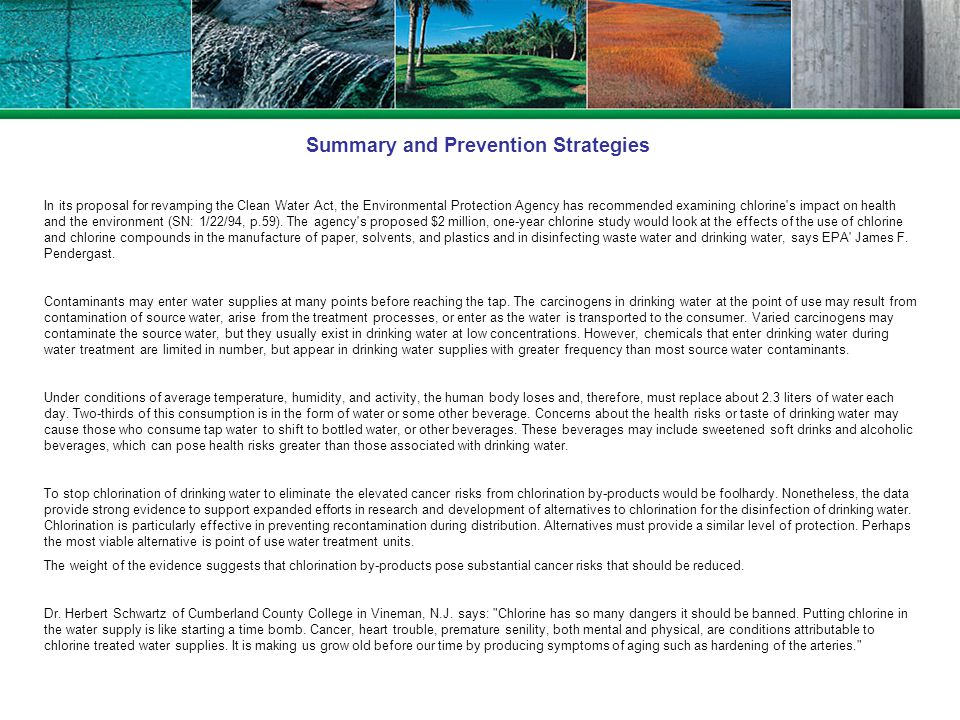 Summary and Prevention Strategies
