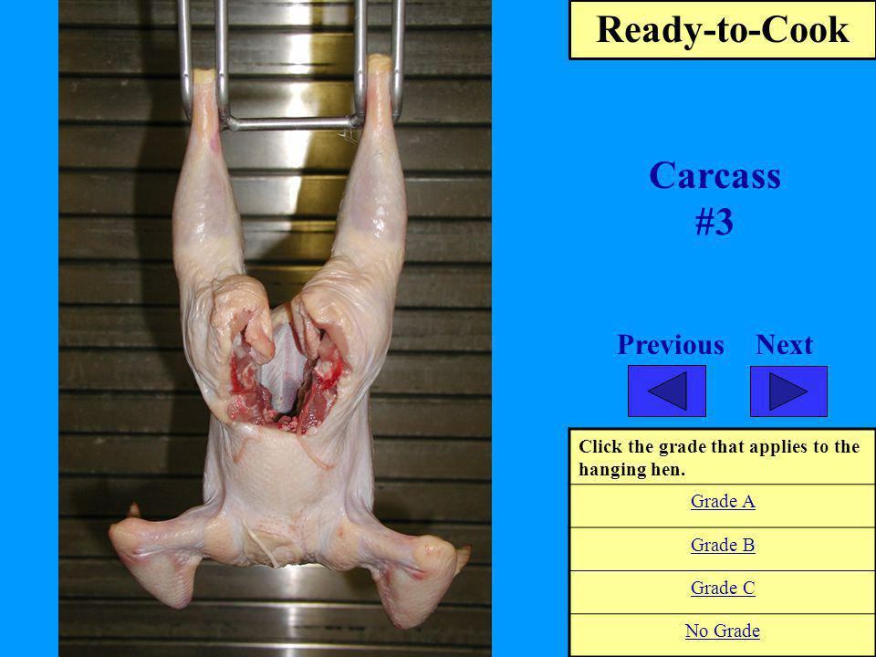 Ready-to-Cook Carcass #3