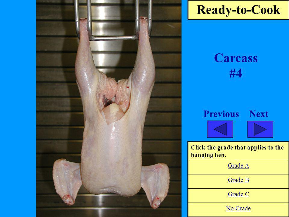 Ready-to-Cook Carcass #4