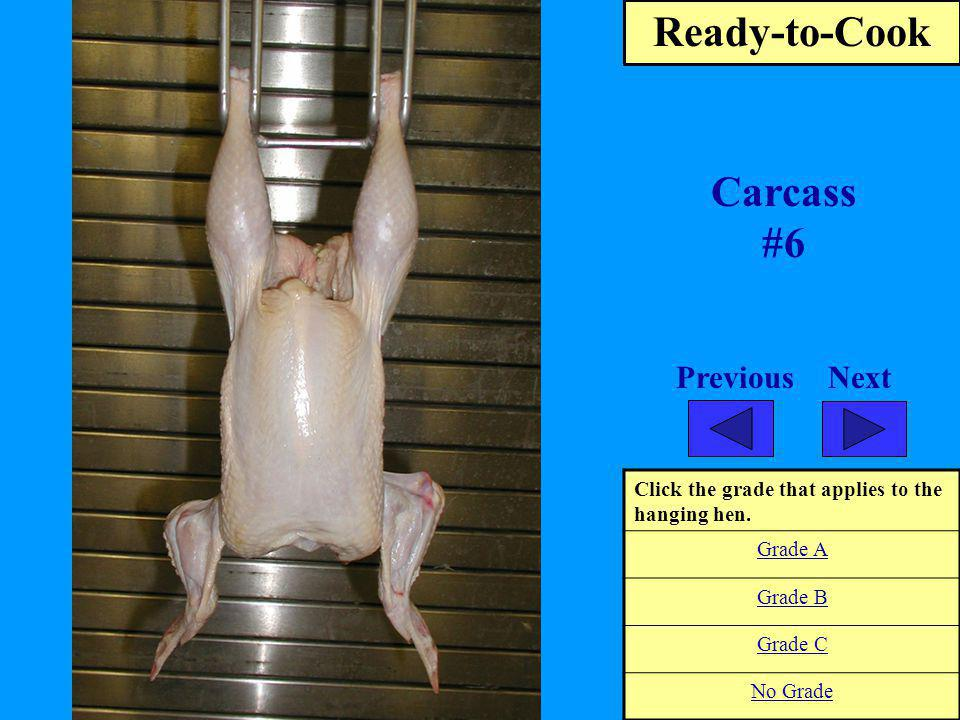 Ready-to-Cook Carcass #6