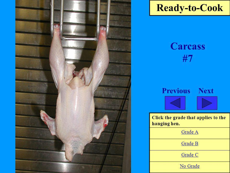 Ready-to-Cook Carcass #7