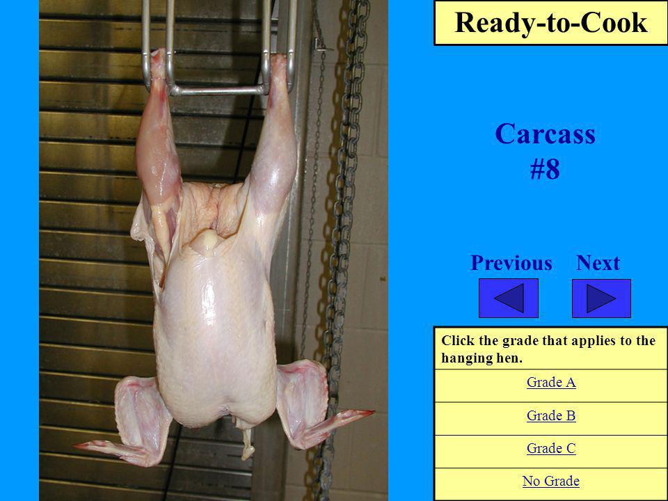Ready-to-Cook Carcass #8