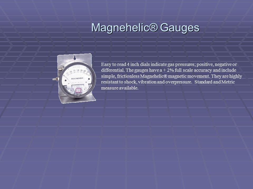 Magnehelic® Gauges
